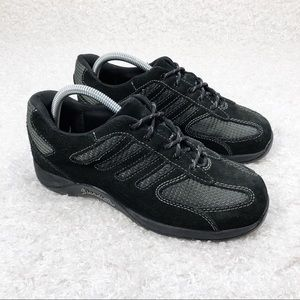 Blundstone Black Steel Toe Lace Up Shoes